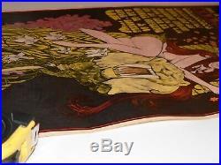 Rare Doors 1967 Bob Masse Vancouver Concert Poster Original