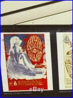 Rare Rock Art Family Dog Portfolio Concert Posters 1966-1967. FREE SHIPPING. I'm
