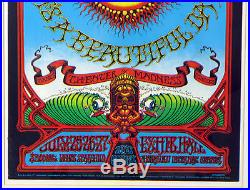 Rick Griffin Hawaiian Aoxomoxoa Grateful Dead It's A Beautiful Day 2nd Print