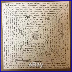 San Francisco State Acid Test Handbill NM! Grateful Dead LSD What Ever It Is