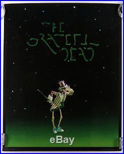 The Grateful Dead Uncle Sam Vintage 1977 Rock & Roll Film Poster Gary Gutierrez