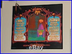 The Who Poster / Grateful Dead BG 133