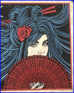 Todd Slater Grateful Dead Art Print Poster Regular XX/250