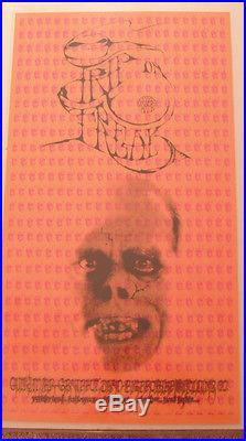 Trip Or Freak Grateful Dead Big Brother Lon Chaney Poster Phantom Of The Opera