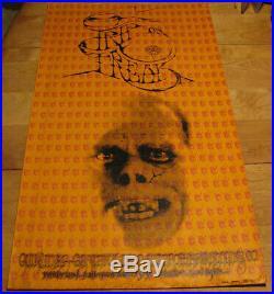 Trip Or Freak Original First Printing Poster Aor 2.183 Grateful Dead Rare