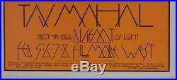 Vtg 1970's Grateful Dead BG 216-2 Mushroom Man Poster Psychedelic David Singer