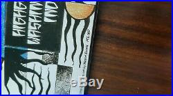 WOW! Grateful Dead 1995 Summer Tour 1995 Numbered and Signed 894/4500 Everett