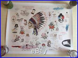 Wes Lang Grateful Dead poster